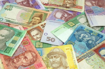 Фото украинских гривен.Деньги Украины.Фото гривны.