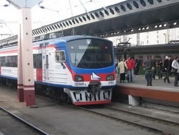 Поезд дальнего следования Москва-Санкт-Петербург 811-814