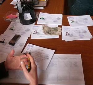 Выдача загранпаспортов в паспортном столе