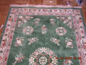 Фото классического китайского ковра.Китайский ковёр