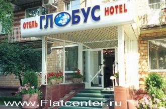 Гостиница Глобус в Москве.Находится у метро ВДНХ и выставки ВВЦ.