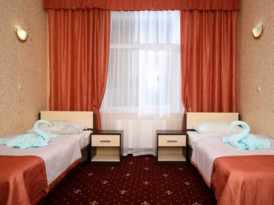 Фото, описание и отзывы о отеле «Парк-отель Домодедово» рядом с аэропортом «Домодедово»