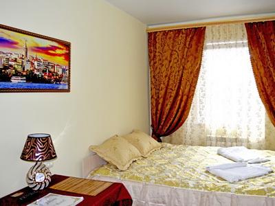 Фото, описание и отзывы об мини-отеле «Хоум» рядом с аэропортом «Внуково» в Москве