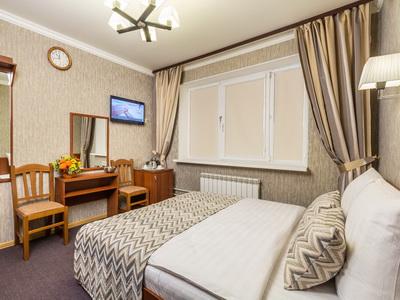Фото, отзывы и комментарии об отеле «Погости.Ру» у метро Алексеевская в Москве