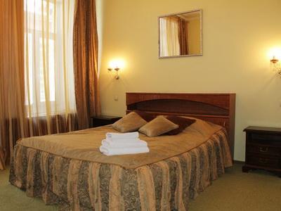 Фото, отзывы и рекомендации об отеле «East-West» в районе Арбат в Москве