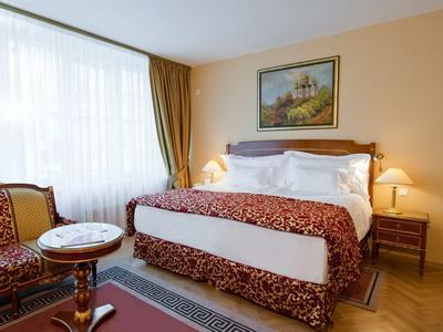Фото, отзывы и рекомендации об отеле «Националь» в районе Арбат в Москве