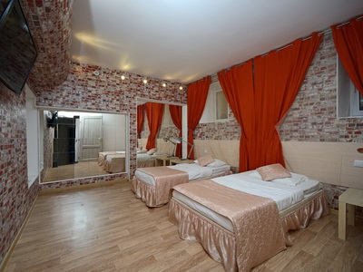 Фото, отзывы и рекомендации об отеле «СитиКомфорт» р-н Арбат в Москве