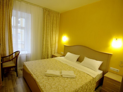 Фото, отзывы и рекомендации об отеле «Элемент» м.«Кропоткинская» в Москве