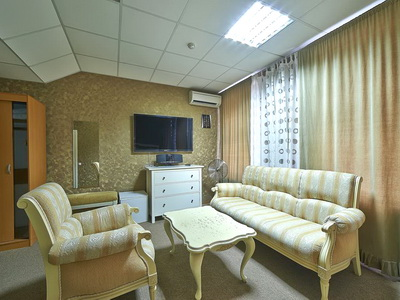 Фото, отзывы и рекомендации об отеле «Ин Тайм» м.«Арбатская» в Москве