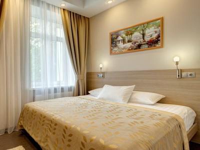 Фото, описание и отзывы о гостинице «На Смирновской 25» в районе «Лефортово» в Москве