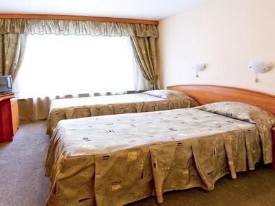 Фото, отзывы и рекомендации об отеле «Байкал» м.«Бабушкинская» в Москве