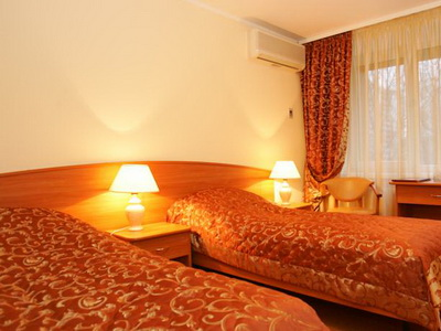Фото, описание и отзывы о гостинице «Парк-Отель Фили» рядом с метро «Филевский Парк» в Москве