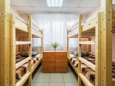 Фото, отзывы и рекомендации о хостеле «AntHill» метро Балтийская в Москве