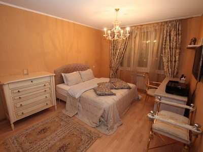 Фото, описание и отзывы 1-ком квартируы посуточно рядом с метро «Беговая» Хорошевское шоссе д.16 в Москве