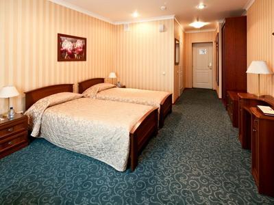 Фото, описание и отзывы об отеле «Бега» в Москве