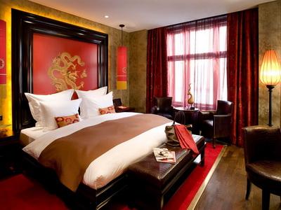 Фото, описание и отзывы жильцов о отеле «БуддОтель Москва»