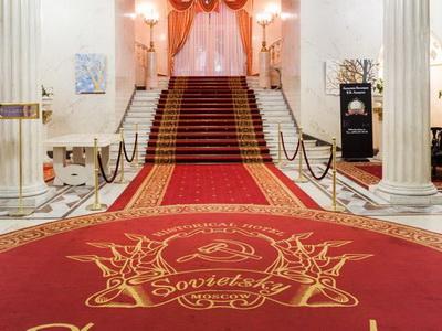Фото, описание и отзывы об отеле «Советский» в Москве