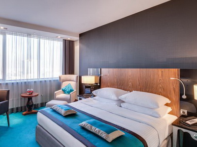 Фото, описание и отзывы жильцов о гостинице «Рэдиссон Блу Белорусская»
