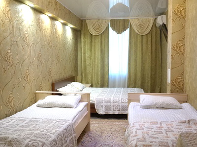 Фото, описание и отзывы номер в гостинице «Выставка»