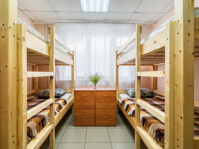 Фото, отзывы и рекомендации о хостеле «AntHill» метро Беломорская в Москве