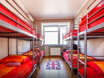 Фото, отзывы и рекомендации о хостеле «Redflag» рядом с метро Белорусская