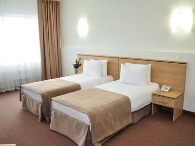 Фото, описание и отзывы об отеле «Богородское» рядом с м.«Беляево»