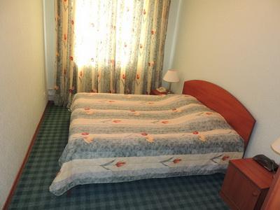 Фото, описание и отзывы об отеле «Сансет» в Москве