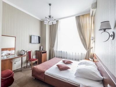 Фото, описание и отзывы об отеле «Погости.ру» рядом с метро Бибирево в Москве