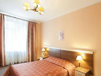 Фото номеров, рекомендации и отзывы об гостинице «Золотой Колос» м.«Ботанический Сад» в Москве