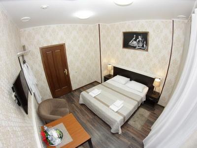 Фото, описание и отзывы об отеле «Афина» рядом с метро Братиславская в Москве