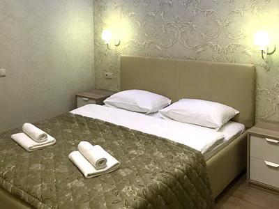 Фото, описание и отзывы об отеле «Компас» рядом с метро Братиславская в Москве