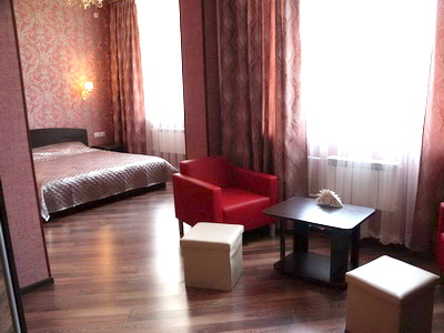 Фото, описание и отзывы об гостинице «София» рядом с метро Братиславская в Москве