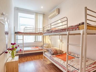 Фото, отзывы и рекомендации о хостеле «Абрикос» рядом с метро Трубная