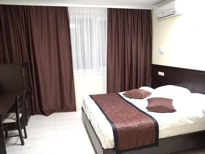 Фото, рекомендации и отзывы об отеле «Колибри» у выставки «Крокус-Экспо» в Москве