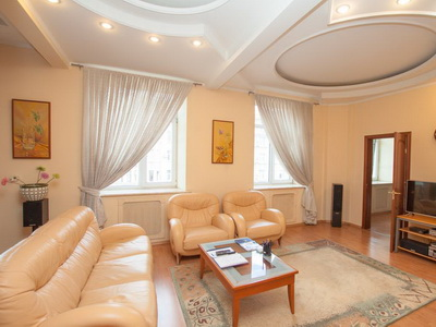 Бронь апартаментов на сутки «ApartLux «Динамо»» рядом с метро «Динамо»