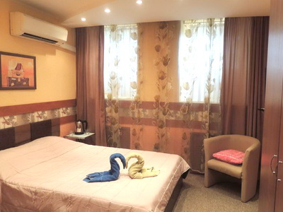 Фото, описание и отзывы о отеле «Фрегат» рядом с метро Каширская