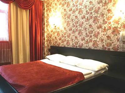 Фото, описание и отзывы о отеле «Космея» рядом с м.«Пр-т Мира»