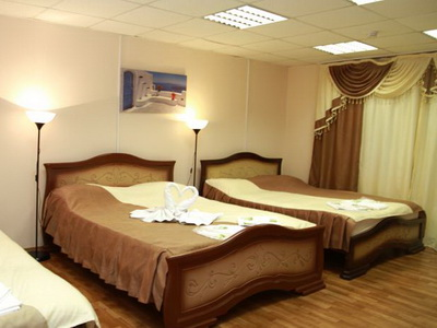 Фото, описание и отзывы о мини-отеле «ФАБ» рядом с метро Дубровка в Москве