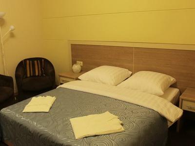 Фото, описание и отзывы о гостинице «Порт Отель» рядом с метро «Электрозаводская» в Москве