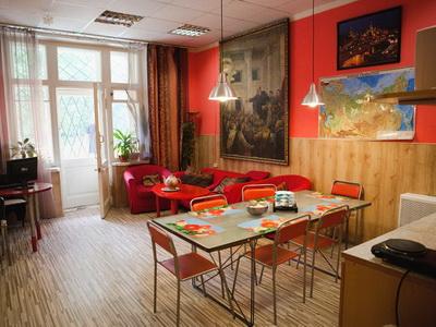 Фото, отзывы и рекомендации о хостеле «Moscow Home» метро Парк Культуры в Москве