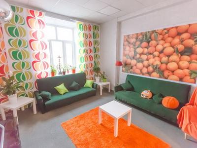 Фото, отзывы и рекомендации о хостеле «Orange NEW» метро Воробьёвы Горы в Москве