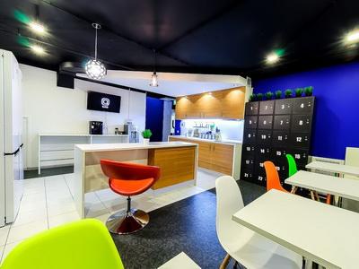 Фото, отзывы и рекомендации о хостеле «QUBE» метро Фрунзенская в Москве