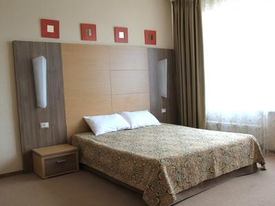 Фото, описание и отзывы об отеле «Хорошёво» в Москве