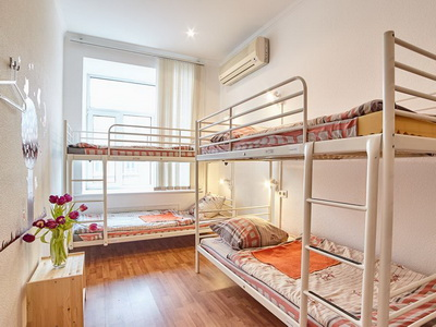 Фото, отзывы и рекомендации о хостеле «Абрикос» рядом с метро Тверская