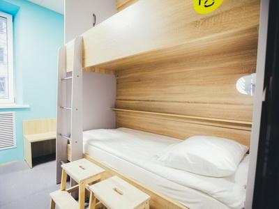 Фото, отзывы и рекомендации о хостеле «Фасоль» рядом с метро Тверская