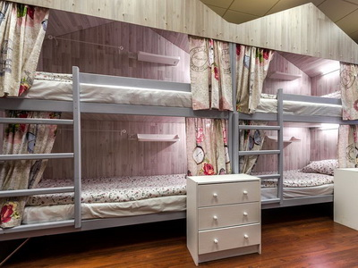 Фото, отзывы и рекомендации о хостеле «Light Dream» рядом с метро Тверская