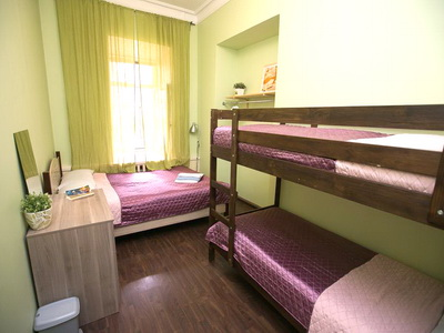 Фото, отзывы и рекомендации о мини-отеле «Siberia» рядом с метро Тверская