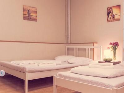 Фото, описание и отзывы жильцов о мини-отеле рядом с метро Комсомольская в Москве, ул.Краснопрудная д.26