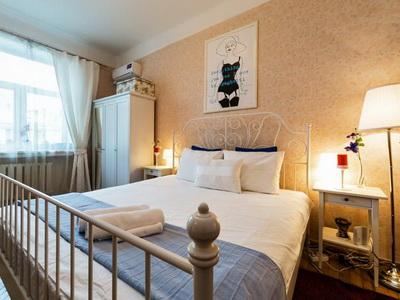Фото, описание и отзывы жильцов об апартаментах «Malliott Apartments Novinsky U.S.Embassy»