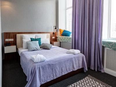 Фото, описание и отзывы об отеле «Arbat Residence» м.Краснопресненская в Москве
